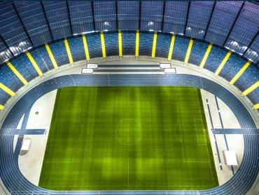 Wejście na Stadion będzie odbywać się bramą nr 1 (fot. mat. organizatora)