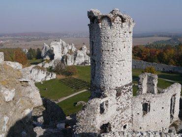 Historia ogrodzienieckiego zamku sięga średniowiecza (fot.dok)