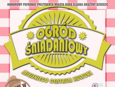 Ogród Śniadaniowy to sobotnie spotkania na trawie w Rudzie Śląskiej (fot. mat. organizatora)