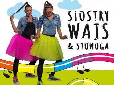 Płyta Sióstr Wajs to piosenki stworzone z myślą o najmłodszych słuchaczach (fot. mat. Prym Art)