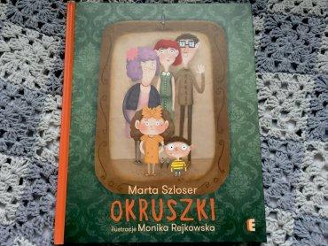 Okruszki to książka, która pięknie tłumaczy kwestie inności (fot. SilesiaDzieci.pl)