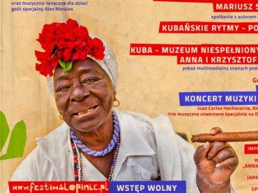 W Miejskim Ośrodku Kultury w Żorach będzie można poznać tajemnice gorącej i egzotycznej Kuby (fot. mat. organizatora)