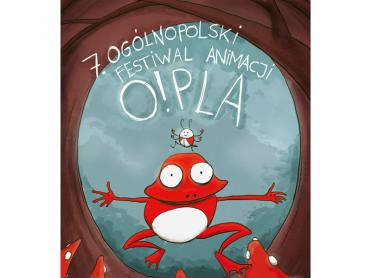 Festiwal Animacji O!PLA odbędzie się 13 kwietnia w Katowicach (fot. mat. organizatora)
