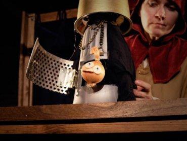 """""""Opowieści wagantów"""" to kolejna podwieczorkowa propozycja dla dzieci (fot. mat. Teatr Gry i Ludzie)"""