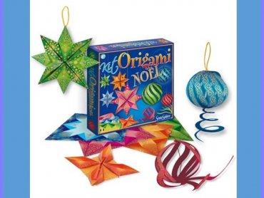 W naszym konkursie można wygrać origami świąteczne marki SentoSphère (fot. mat. PlacFrancuski.pl)