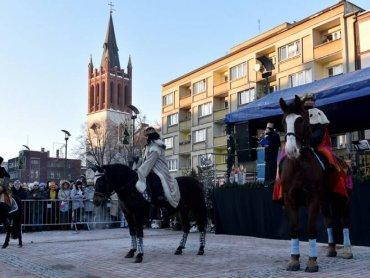 Ubiegłoroczny Orszak Trzech Króli w Bytomiu (fot. mat. UM Bytom)