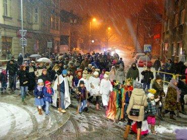 Orszak Trzech Króli po raz kolejny przemaszeruje ulicami Chorzowa (fot. mat. SDK)