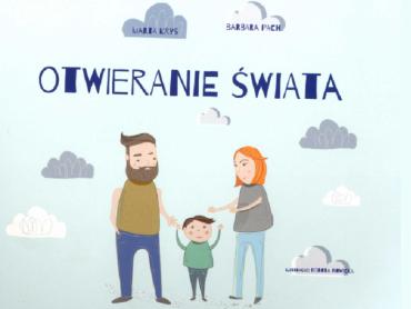 """""""Otwieranie świata"""" otrzymują rodzice gliwickich noworodków (fot. mat. prasowe)"""