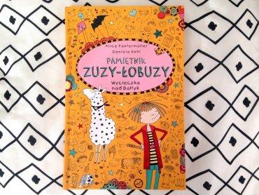 Dorastające dziewczynki z pewnością doskonale odnajdą się w literackim świecie Zuzy (fot. Ewelina Zielińska/SilesiaDzieci.pl)