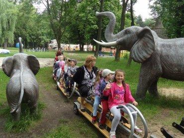 Mamy dla Was podwójne wejściówki do Rodzinnego Parku Atrakcji w Rybniku (fot. materiały Parku)