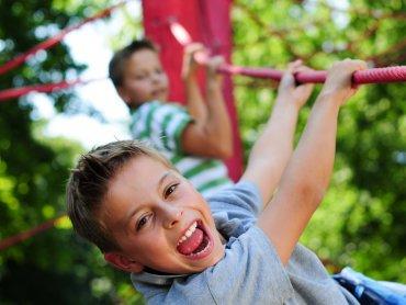 W Parku Śląskim odbędą się półkolonie o tematyce sportowej i rekreacyjnej (fot. mat. Parku Śląskiego)