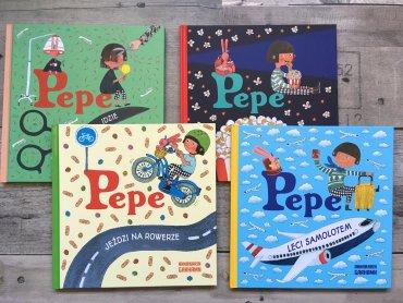 Przygody Pepe to historie bliskie każdemu dziecku (fot. Ewelina Zielińska/SilesiaDzieci.pl)