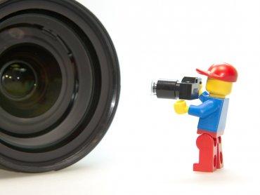 Na warsztatach powstanie film z ludzikami LEGO w rolach głównych (fot. mat. organizatora)