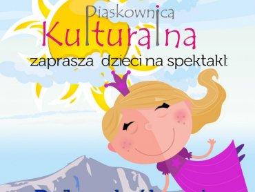 """W naszym konkursie można wygrać podwójną wejściówkę na przedstawienie pt. """"Bajka o królewnie Marysi i lodowej górze"""" (fot. mat. organizatora)"""