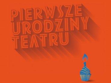 Teatr Rozbark obchodzi pierwsze urodziny (fot. mat. teatru)