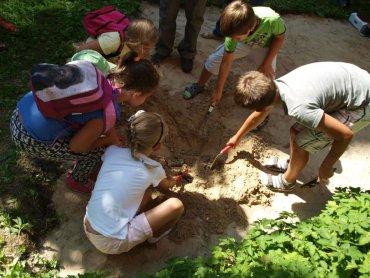 Uczestnicy zajęć w Muzeum Górnośląskim będą prawdziwymi poszukiwaczami skarbów (fot. mat. organizatora)