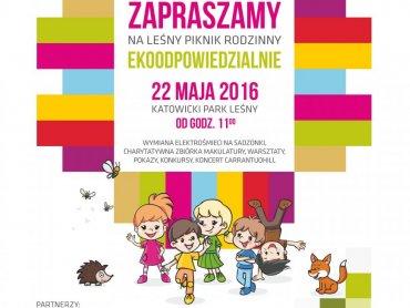 Leśny Piknik Ekoodpowiedzialni to mnóstwo atrakcji dla całych rodzin (fot. mat. organizatora)