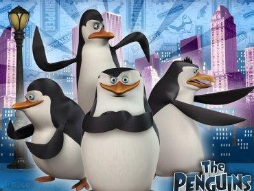 Pingwiny z Madagaskaru (fot. mat. prasowe)