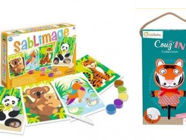 Francuskie zestawy to świetny sposób na pobudzenie dziecięcej kreatywności (fot. Plac Francuski)