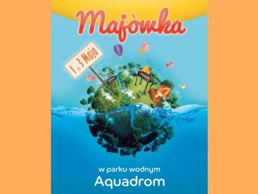 Aquadrom na długi weekend majowy przygotował szereg atrakcji dla rodzin (fot. mat. organizatora)