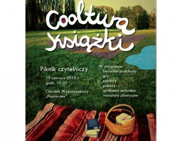 Piknik czytelniczy to okazja do spotkania autorów książek dla dzieci i zabawy na świeżym powietrzu (fot. mat. organizatora)