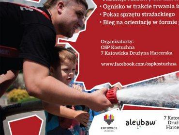 Strażacki Piknik to świetna zabawa dla całej rodziny (fot. mat. organizatora)
