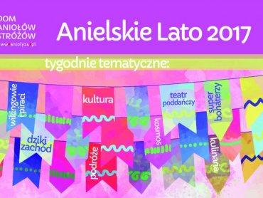 Anielskie Lato to bezpłatne zajęcia, warsztaty i wydarzenia dedykowane dzieciom i rodzinom (fot. mat. organizatora)