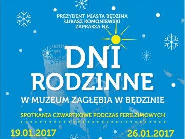 """""""Dni rodzinne"""" to bezpłatne zajęcia dla dzieci wraz z rodzicami w będzińskim muzeum (fot. mat. organizatora)"""