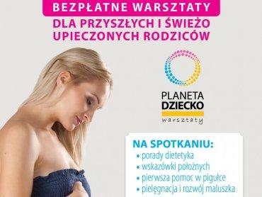 Spotkania z ekspertami pozwolą znaleźć odpowiedzi na wszystkie pytania młodych rodziców (fot. mat. organizatora)