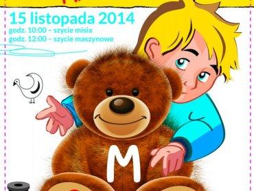 Warsztaty szycia misia odbędą się 15 listopada (fot. materiały Studia Artystycznego Maciej)