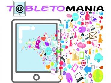 Zajęcia z cyklu Tabletomania uczą jak mądrze korzystać z nowoczesnych technologii (fot. mat. organizatora)