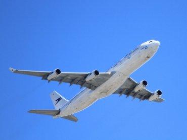 Czy latanie samolotem w ciąży jest bezpieczne? (fot. pixabay)