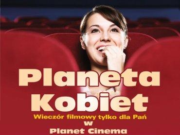 Planet Cinema zaprasza na spotkanie w ramach cyklu Planeta Kobiet (fot. mat. organizatora)