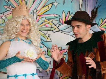"""""""Królowa Gór"""" to spektakl, który można zobaczyć 23 kwietnia w Starochorzowskim Centrum Kultury (fot. mat. organizatora))"""