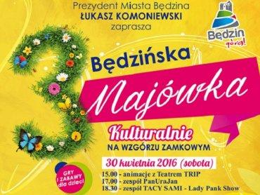 Na Będzińskiej Majówce dzieci rozbawi Teatr Trip (fot. mat. organizatora)