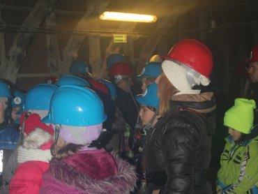 Podczas jarmarku bożonarodzeniowego przed zamkiem w Będzinie, podziemia będzie można zwiedzać za darmo (fot. mat. prasowe)