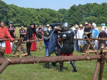 Podczas imprezy będzie można śledzić rycerskie zmagania w różnych kategoriach (Fot. Materiały Organizatora)