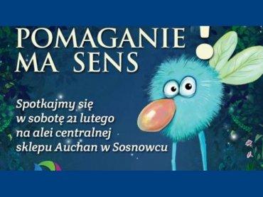 Pompon podzieli się słodyczami, by pomóc dzieciom (fot. mat. organizatora)