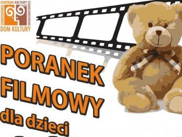 Starochorzowski Dom Kultury zaprasza na poranek filmowy (fot. materiały prasowe)