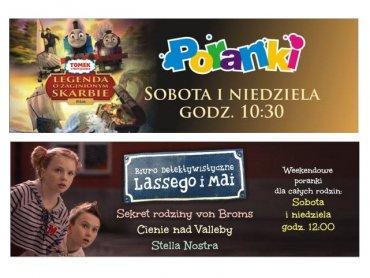 W naszym konkursie do wygrania są podwójne wejściówki do Multikina Katowice (fot. mat. kina)