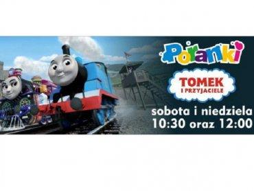 """Mamy dla Was 4 podwójne bilety na """"Tomek i Przyjaciele: Wielki Wyścig"""" (fot. mat. Multikino)"""
