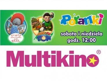 Poranki w Multikinie to filmy dedykowane najmłodszym fanom kina (fot. mat. Mulikino)