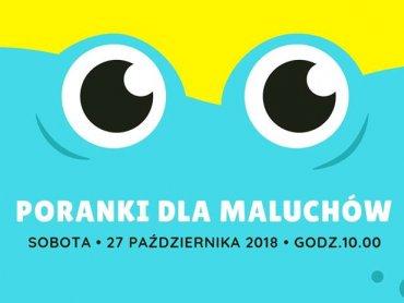 Podczas poranków dzieci wezmą udział w warsztatach, ale i obejrzą ciekawe filmy (fot. mat. organizatora)