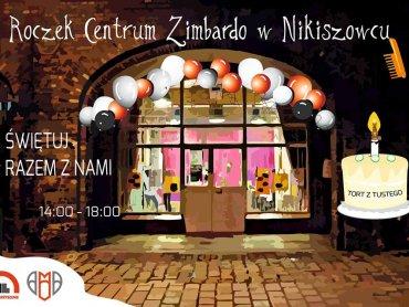 Centrum Zimbardo ma już rok (fot. mat. Centrum)