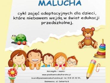 """""""PrzedPrzedszkole Malucha"""" to cykl zajęć adaptacyjnych organizowany przez Piaskownicę Kulturalną (fot. mat. organizatora)"""