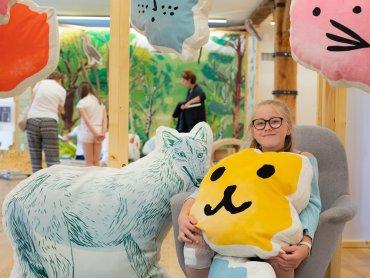 Wystawa skierowana jest głównie do rodzin z dziećmi (fot. mat. Fb Przytul Polskę)