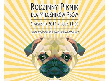 Warto wybrać się w sobotę na Rodzinny Piknik dla Mółośników Psów (fot. materiały organizatora)