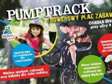 Rowerowy plac zabaw będzie atrakcją dla rowerzystów w każdym wieku (fot. mat. organizatora)