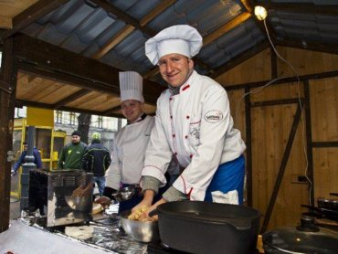 Remigiusz Rączka (fot. archiwum zdjęć kucharza na Fb)