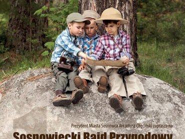 Sosnowiecki Rajd Przygodowy odbędzie się 19 września (fot. mat. organizatora)